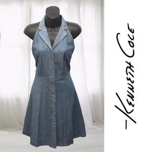 Kenneth Cole Denim Dress
